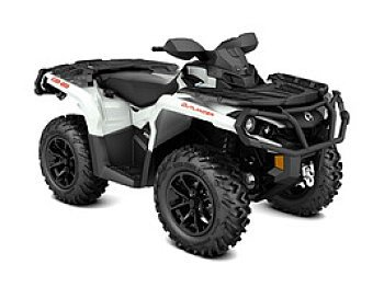 2017 Can-Am Outlander 650 XT for sale 200433063